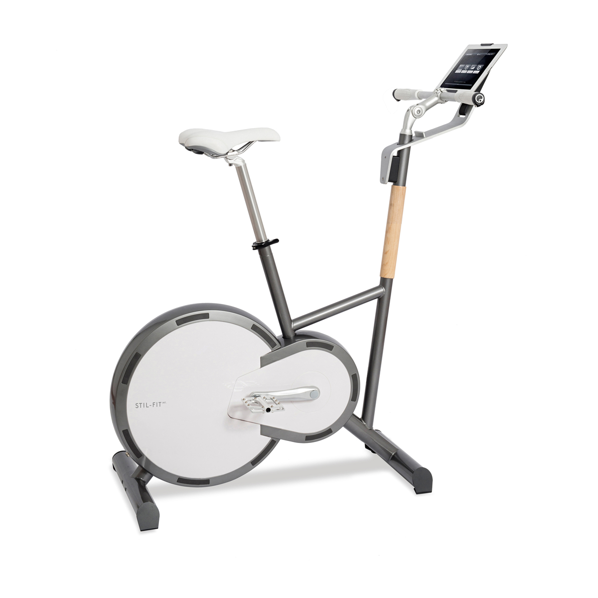 STIL-FIT Ergometer SFE-012 in weiß