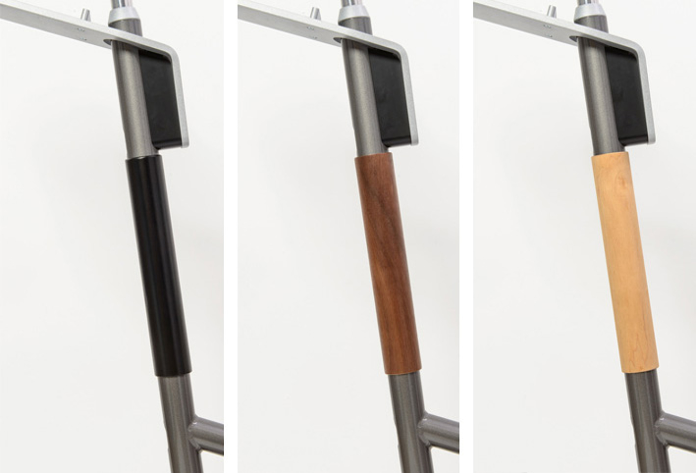 STIL-FIT Ergometer wooden tube