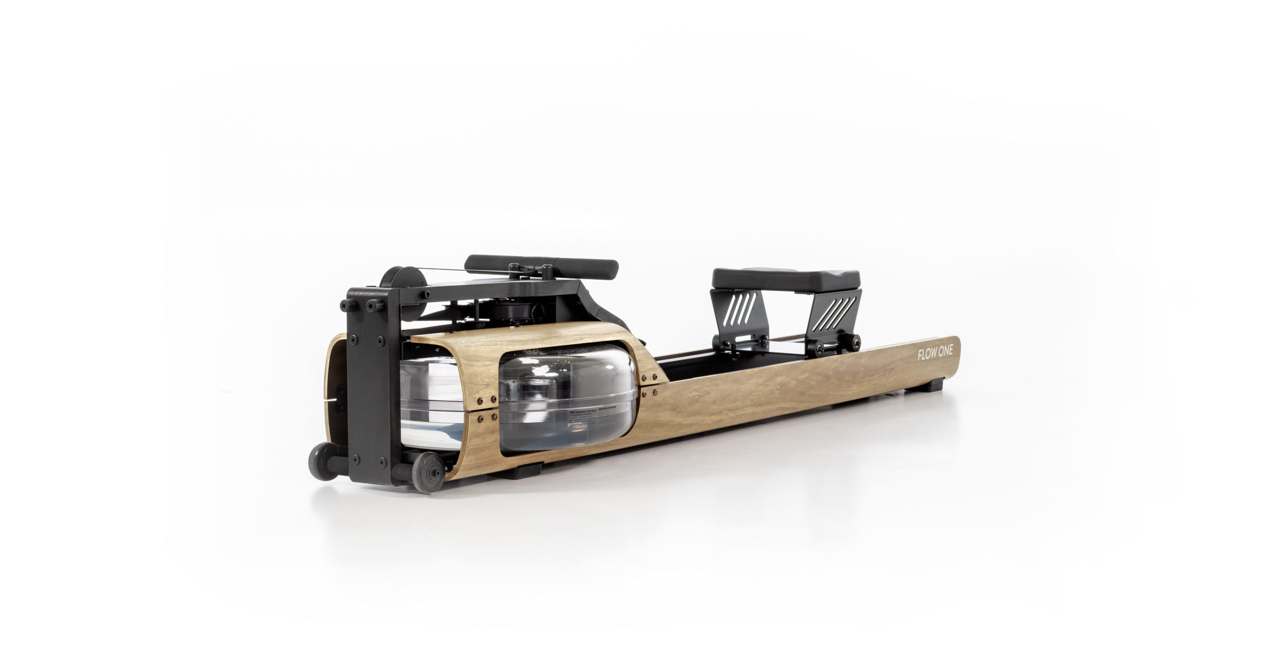STIL-FIT Rower FLOW-ONE Oak wood